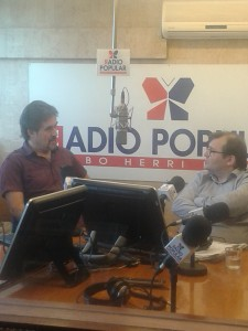 "Pello Urizar ""Radio Popular"""