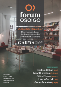 Forum Osoigo cartel