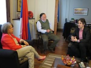 Pello Urizar agentes políticos y sociales Uruguay  noviembre 2014