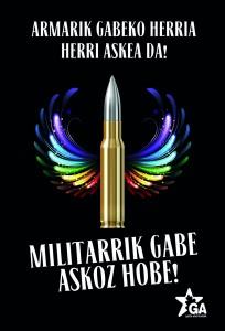 Militarrik gabe
